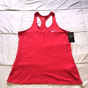 NWT, Nike DriFit tank